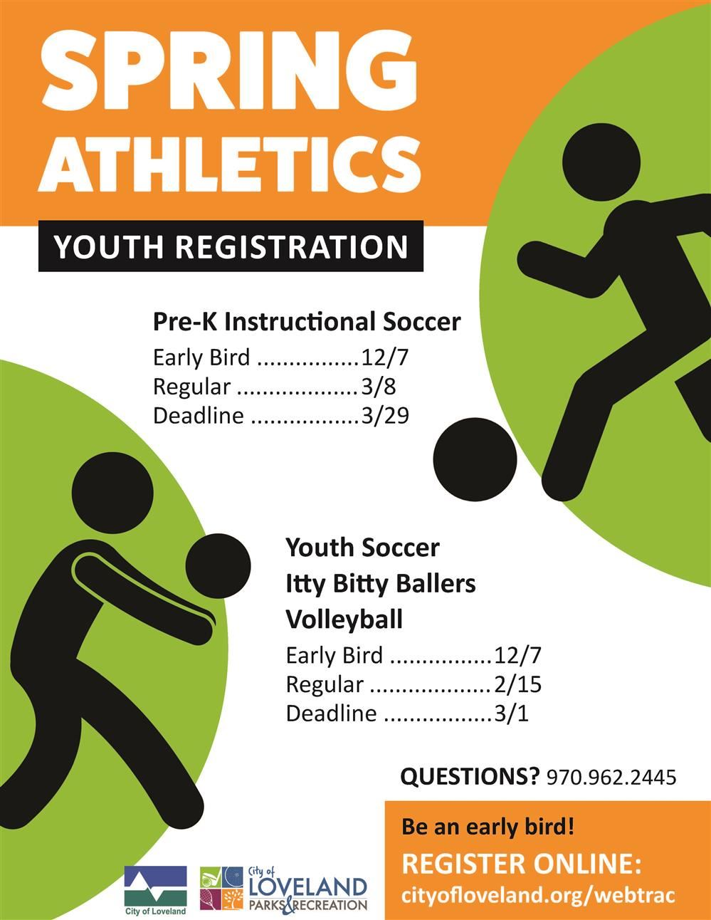 Spring Youth Athletic Leagues