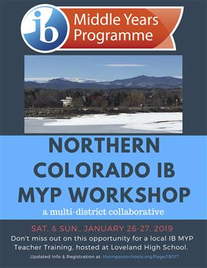 NoCo MYP Flyer