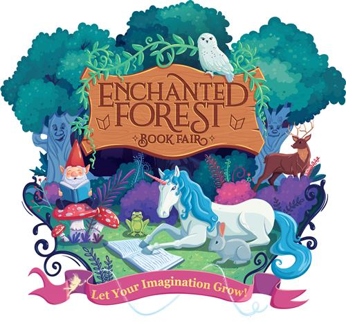 Scholastic's Enchanted Forest Book Fair