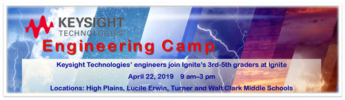 Keysight Engineering Camp