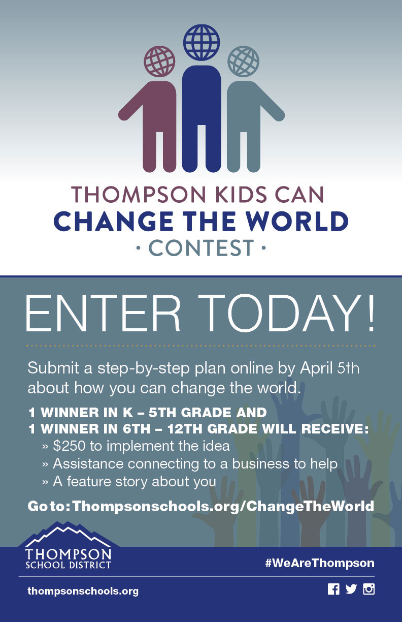 Change the World Contest Information