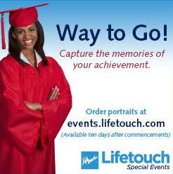 Senior Graduation Pictures can be ordered following the Graduation on May 25th!