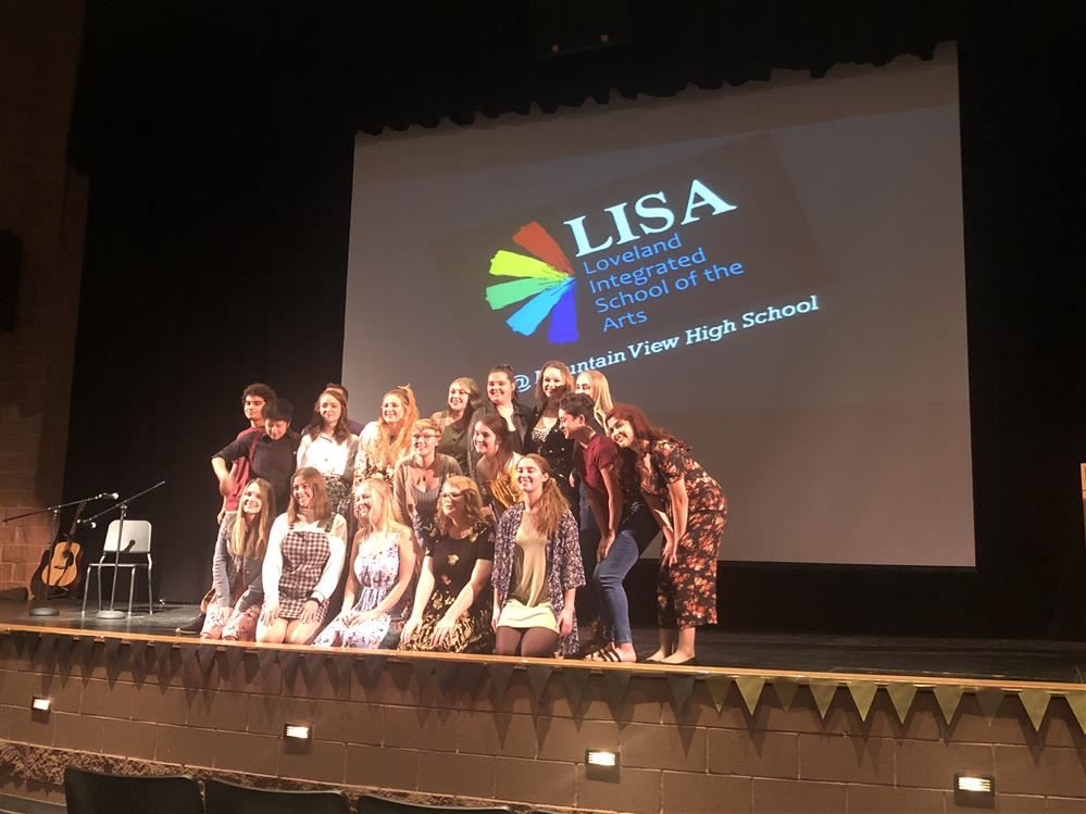 MVHS LISA Students Presented Their Capstones on November 16th.