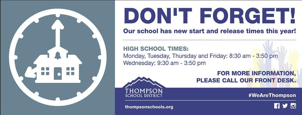 Remember New School Start Times