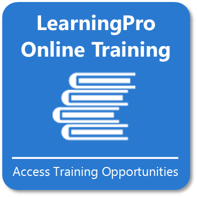 Access Training Opportunities at LearningPro