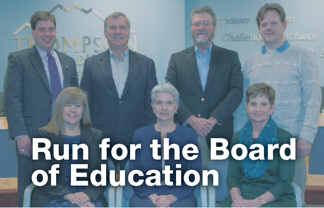Run for Board of Education