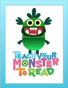 Teach Your Monster to