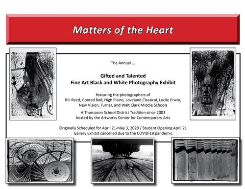 GT Fine Art Black and White Photography Exhibit
