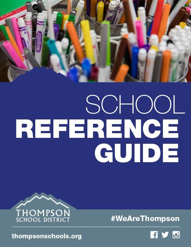 School Reference Guide