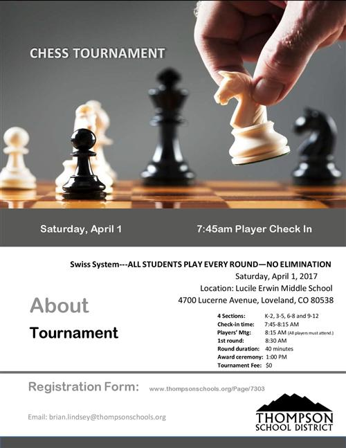 District Chess Tournament