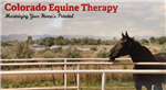Colorado Equine Therapy - Erin Kroiss
