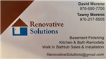 Renovative Solutions