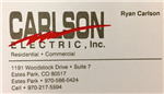 Carlson Electric, Inc.