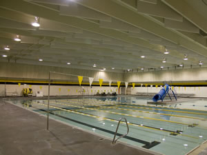 Swimming pools piscinas dick hewson aquatic center - Mountain view swimming pool loveland ...