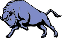 High Plains Mascot